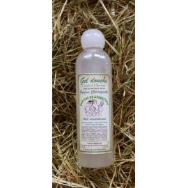 Gel Douche à l'huile de Myocastor et à l'extrait d'Argan Bio
